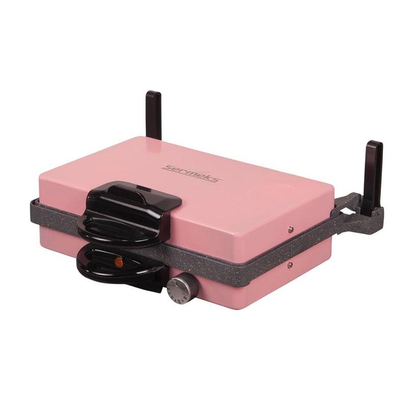 SILEX Grill Kontaktgrill Multigrillgerät Jumbo 610.15.004 Rosa